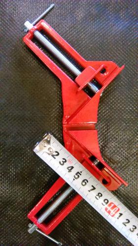 prensa esquinera angular angulo para carpintero cuadros kld