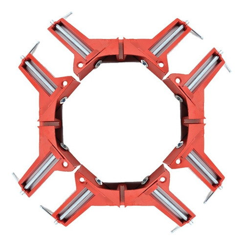 prensa esquinera angular wembley carpintero encuadrar 90º x 4 unidades cod. 2413 dgm