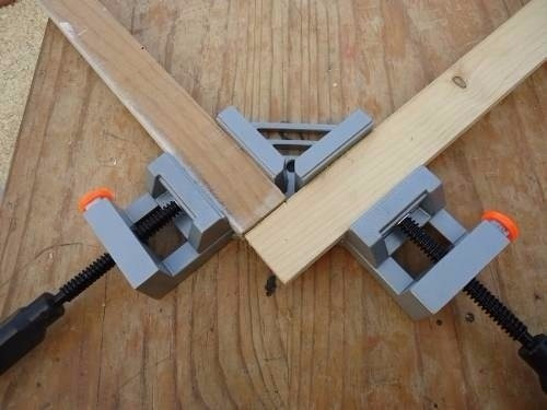 prensa esquinera uso rudo 65mm carpinteria marco envío grati