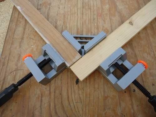 prensa esquinera uso rudo 65mm carpinteria marco envío promo