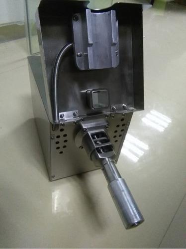 prensa extractora de aceite virgen / semillas - automatica