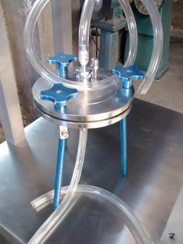 prensa filtro millipore holder