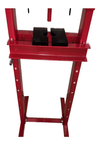 prensa hidraulica 12 ton ate pro c/placas