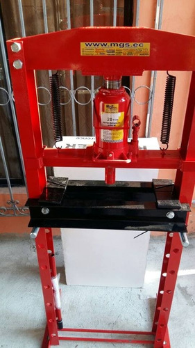 prensa hidráulica 20 toneladas marca century