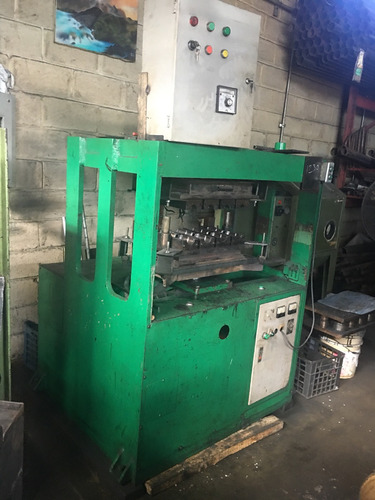 prensa hidráulica 200 toneladas compactadora