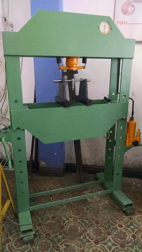 prensa hidraulica 30 ton
