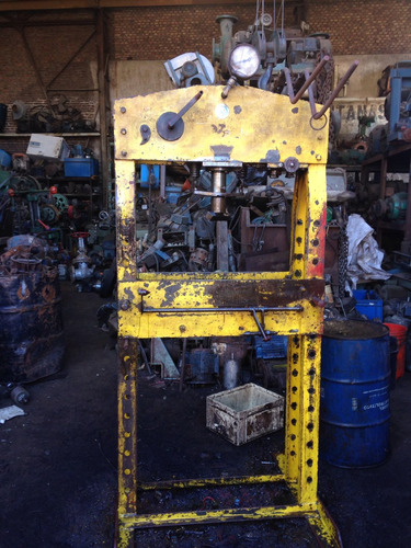 prensa hidráulica 40 tn
