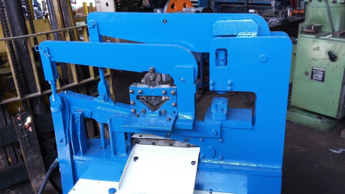 prensa hidraulica 40 ton multiuso - prensa corta punciona - (#0287)