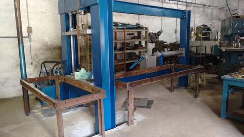 prensa hidráulica 80 ton reciclagem de motores elétricos