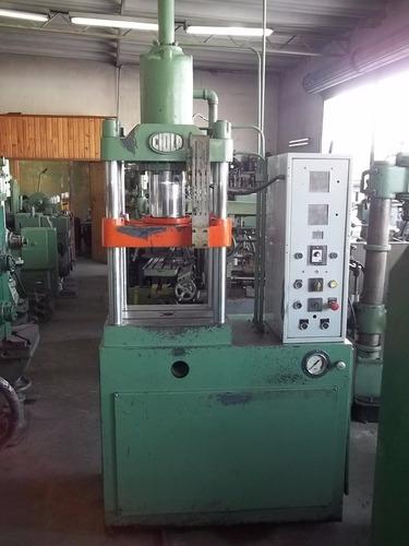 prensa hidráulica ciola 40 tons.