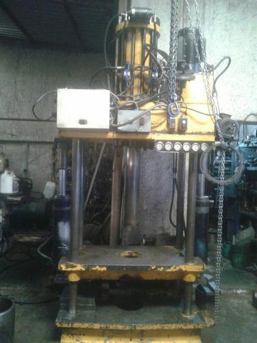 prensa hidráulica de 250 toneladas a tratar