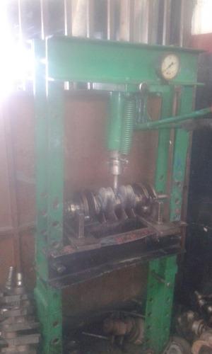 prensa hidraulica de 40 toneladas