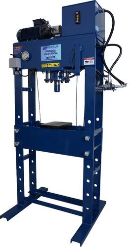 prensa hidráulica elétrica de 30 toneladas
