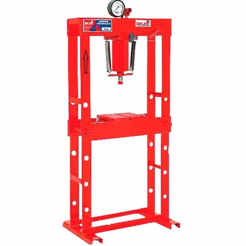 prensa hidraulica manual - 30 toneladas - p30 - skay