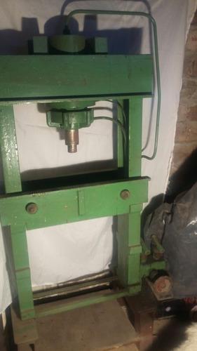 prensa hidraulica para 5toneladas doble circuito