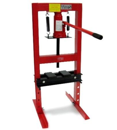 prensa hidráulica para 6 toneladas envio gratis
