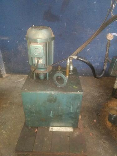 prensa hidráulica para borracha