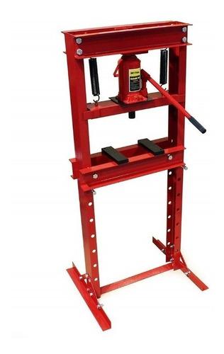 prensa hidraulica roja 30ton