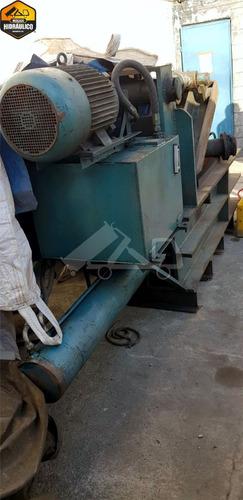 prensa hidráulica tipo jacaré - fardo 40x40