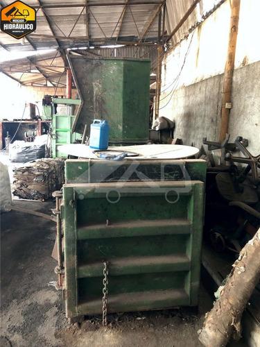 prensa horizontal - anhanguera