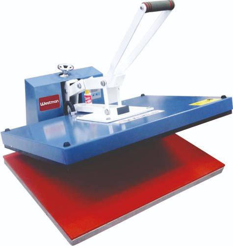 prensa manual hot stamping 50x100cm westman ( 23069)