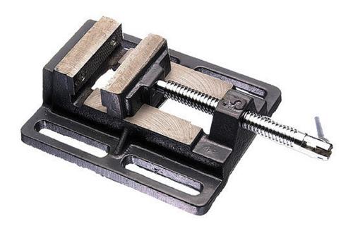 prensa morsa #3  para soporte taladro cortadora mordaza
