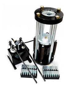 Prensa para mangueras hidraulicas