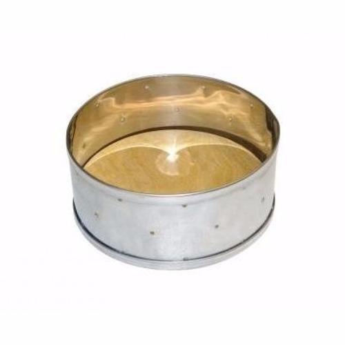 prensa para queijos 2 formas redondas inox 500g 1kg zatti