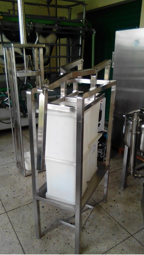 prensa para queso sencilla de peso o neumática vert./ horiz.