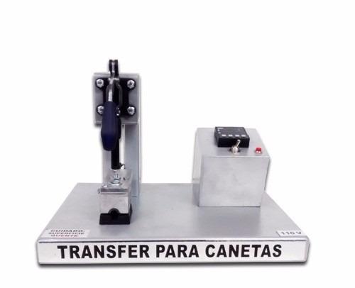 prensa para transfer em canetas