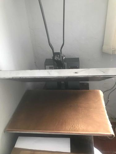 prensa plana 40x60