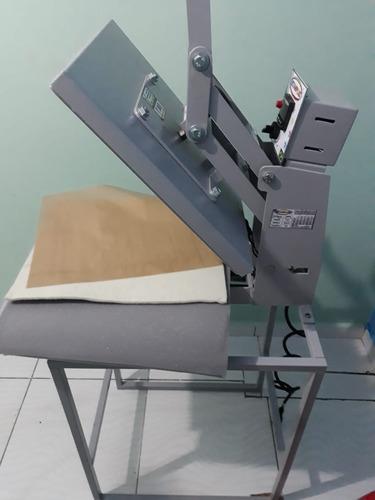 prensa plana estamplus 40x50