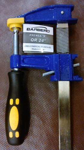 prensa sargento f liviana americana barbero de 60 cm