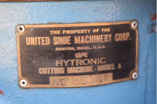 prensa suajadora f6120 hytronic
