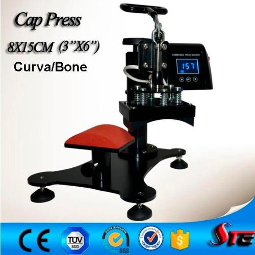 prensa termica 8 em 1 a3/a4 camiseta chinelo bone prato 110v