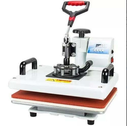 prensa térmica 8 em 1 sublimação camiseta caneca boné + kit