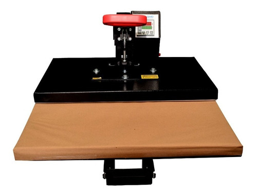 prensa térmica de gaveta sublimação 40x60 - garantia 1 ano