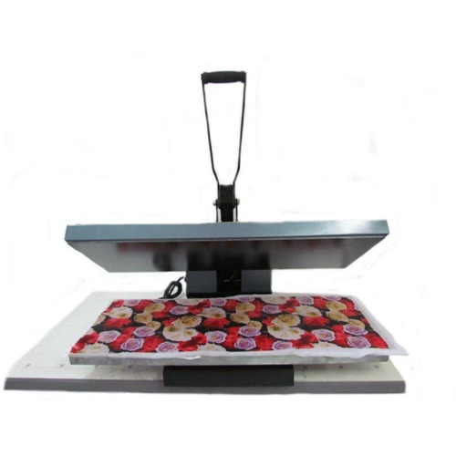 prensa térmica manual 82 cm x 32 cm-220v