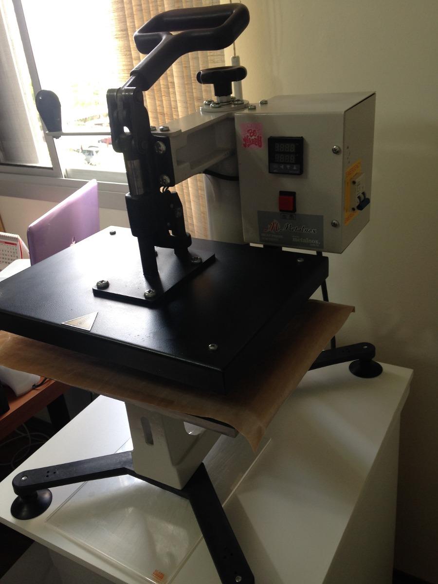 c30d863af245f prensa térmica metalnox pl 280 - 127v + produtos. Carregando zoom.