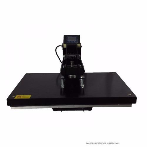 prensa térmica p/ sublimação/transfer 40x60 plana a3