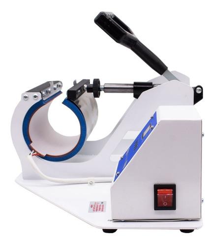 prensa térmica personalização caneca cerâmica cilíndrica 110