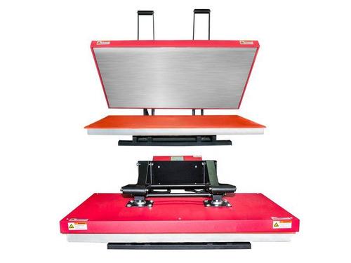 prensa térmica plana 100x60 sublimação