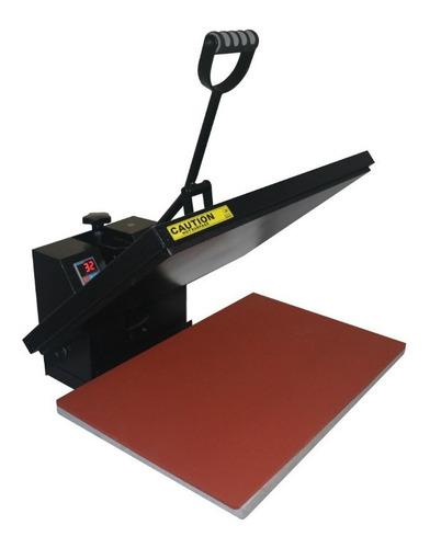 prensa termica plana 40x60cm a3 a4 camiseta chinelo capa 220