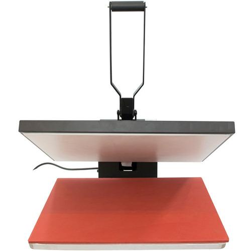 prensa termica plana sublimação transfer 38x38 maquina estampar camiseta mouse pad