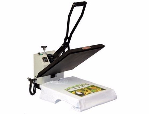 prensa térmica rimaq - stamp cor plus - máquina estampa