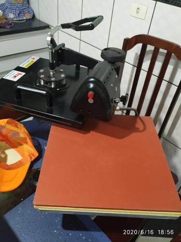 prensa térmica sublimação 8 em 1