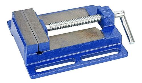 prensa tornillo de banco para taladro fijación 4 pulgadas