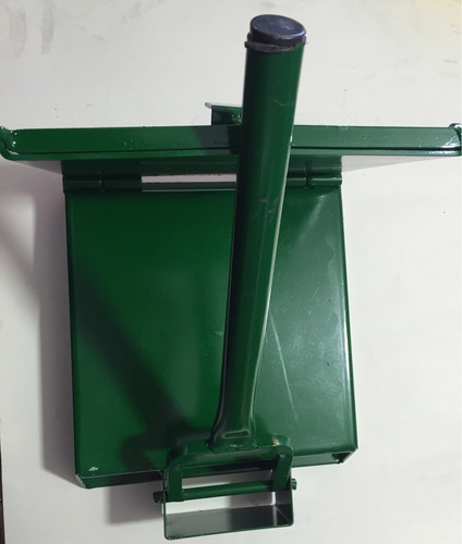 prensa tortilladora manual , uso rudo metálica .