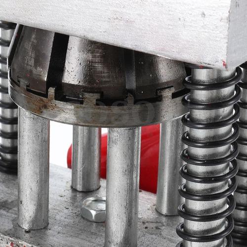 prensador prensado prensar manguera hidraulica racor presion