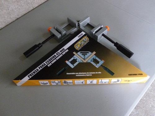 prensas esquineras herramienta